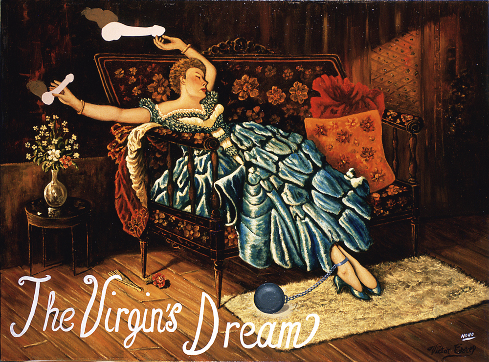 The Virgin´s Dream